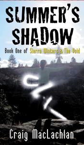 BOOK COVER - Summer's Shadow
